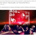 Technicolor's Biometrics
