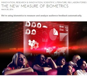 Technicolor's Biometrics